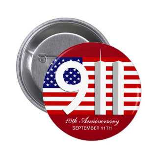 September 11th - 911 Anniversary WTC Pins