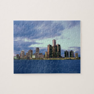 September 2000. From Windsor, Ontario, Canada Jigsaw Puzzle