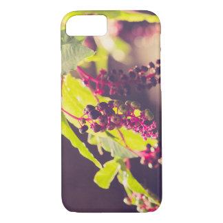 September berries iPhone 8/7 case