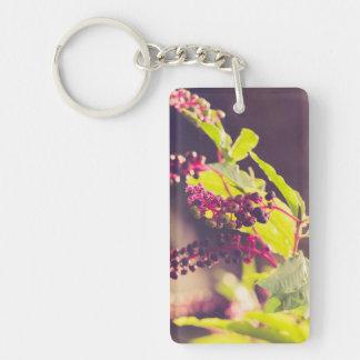September berries key ring