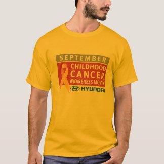 September Childhood Cancer Awareness Month T-Shirt
