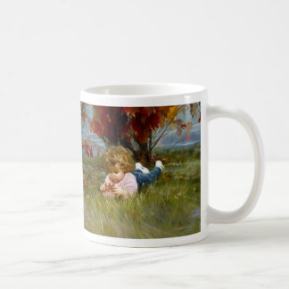 September Girl Classic White Coffee Mug