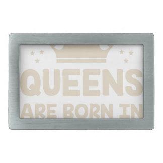 September Queen Belt Buckle