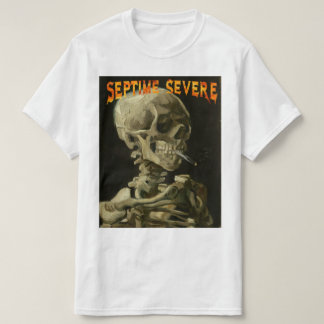 septime severe it smoker t-shirt
