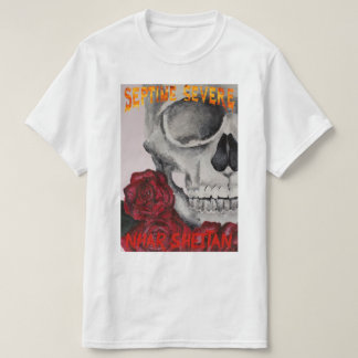 septime severe-skeleton and pink T-Shirt