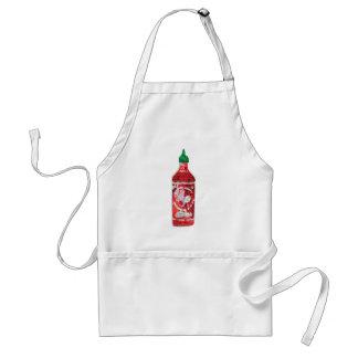 sequin hot sauce standard apron