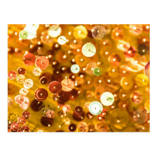Sequins and Pins Postcard