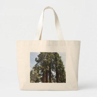 Sequioa National Park Large Tote Bag