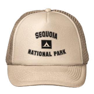 Sequoia National Park Mesh Hats