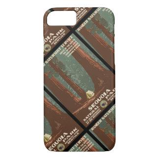 Sequoia National Park iPhone 8/7 Case