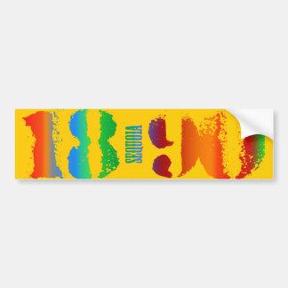 """""""Sequoia National Park Sticker"""