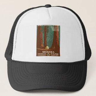 Sequoia National Park Trucker Hat