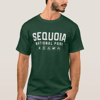 Sequoia National Park Tshirt (dark)