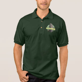 Sequoia NP (Spotted Owl) WT Polo Shirt