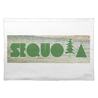 Sequoia Placemat