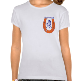 Sequoyah Girl's Fitted T-Shirt