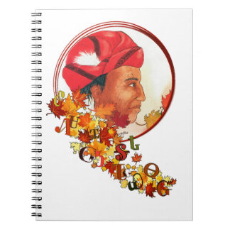 "Sequoyah & the Cherokee Syllabary ""Talking Leaves"" Notebook"