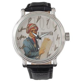 Sequoyah's Alphabet Watch