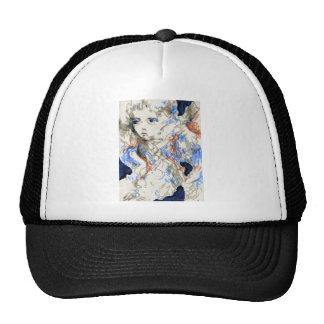 Seraph Ink Pen Drawing Mesh Hats