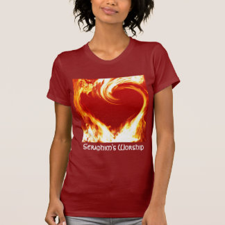 Seraphim's Worship -- Burning Ones...  ver 2 T Shirts