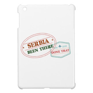 Serbia Been There Done That Case For The iPad Mini