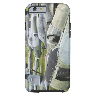 SERBIA, Belgrade. Yugoslav Aeronautical Museum Tough iPhone 6 Case