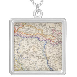 Serbia, Bosnia Silver Plated Necklace