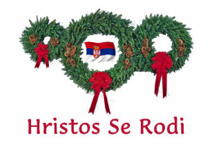 serbia christmas 2 mug - When Is Serbian Christmas
