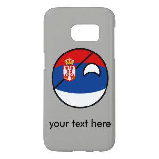Serbia Countryball