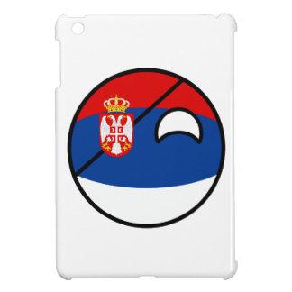 Serbia Countryball Case For The iPad Mini
