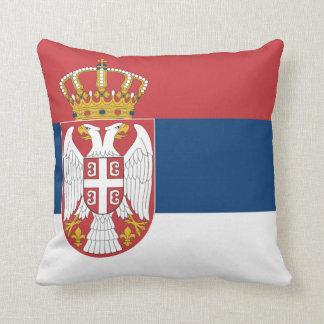 Serbia Cushion