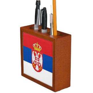Serbia Desk Organiser