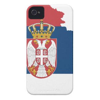 serbia iPhone 4 Case-Mate cases