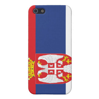 Serbia iPhone 5/5S Cases