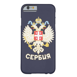 SERBIA Iphone 6/6 Barely There iPhone 6 Case