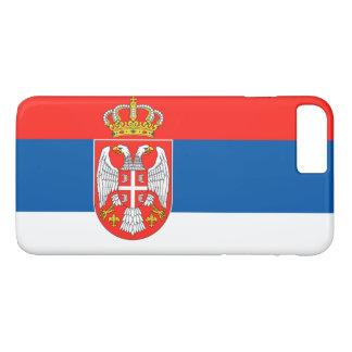 Serbia iPhone 8 Plus/7 Plus Case