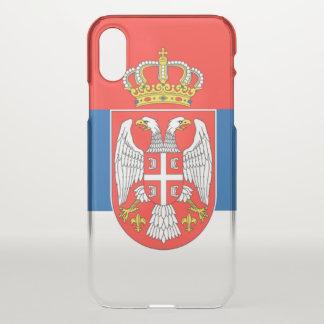 Serbia iPhone X Case