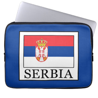 Serbia Laptop Sleeve
