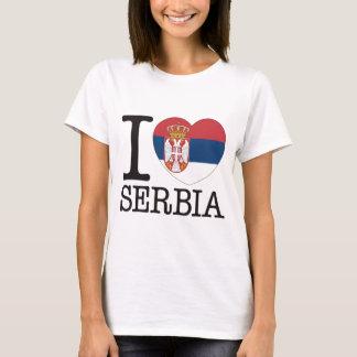 Serbia Love v2 T-Shirt