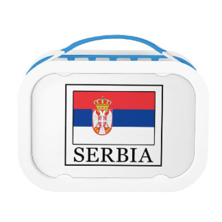 Serbia Lunch Boxes