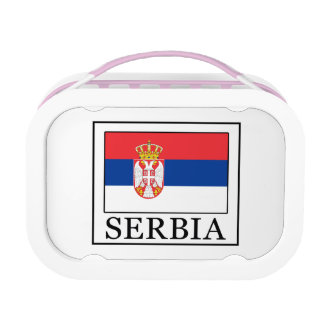Serbia Lunchboxes