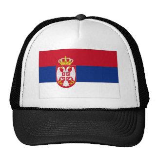 Serbia National Flag Hat