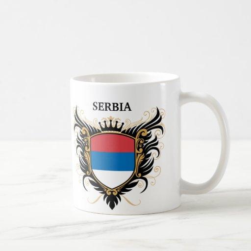 Serbia [personalize] mug