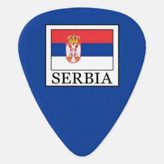 Serbia Plectrum