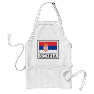 Serbia Standard Apron
