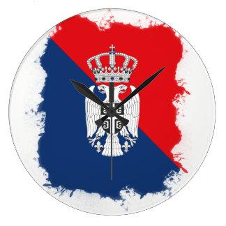 Serbian Clock