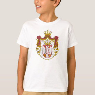 Serbian Coat arms T-Shirt