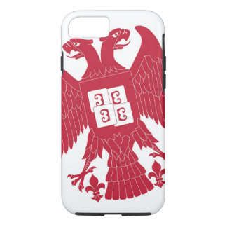 Serbian Eagle iPhone 7 Case