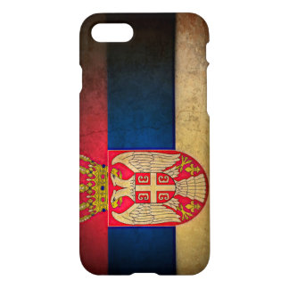 Serbian flag iPhone 8/7 case