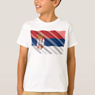 Serbian flag T-Shirt